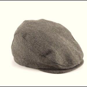 Dockers wool blend newsboy hat cap - Large